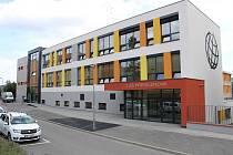 2. základní a mateřská škola v Preislerově ulici v Berouně.