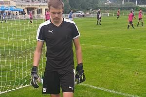 Ze 4.kola mezikrajského turnaje dorostu pořádaného týmem FK Hořovicko.