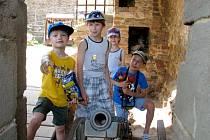 Pohádkový hrad Točník