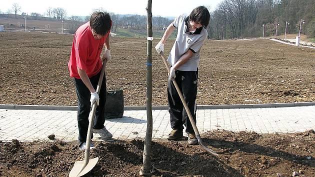 Na stavbě nového golfového hřiště ve Vysokém Újezdu byl nalezen granát