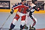 České reprezentantky porazily ve strhujícím semifinále mistrovství světa družstvo USA 6:2