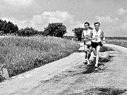 V srpnu se v Žebráku už celá desetiletí pořádá tradiční vytrvalostního závod Žebrácké pětadvacítka, na kterou se sjíždí amatéři i profesionálové nejen z České republiky.