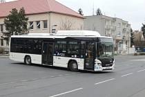 Autobus pro ČSAD MHD Kladno