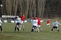 Fotbal: Hořovicko - Chrást 2:1