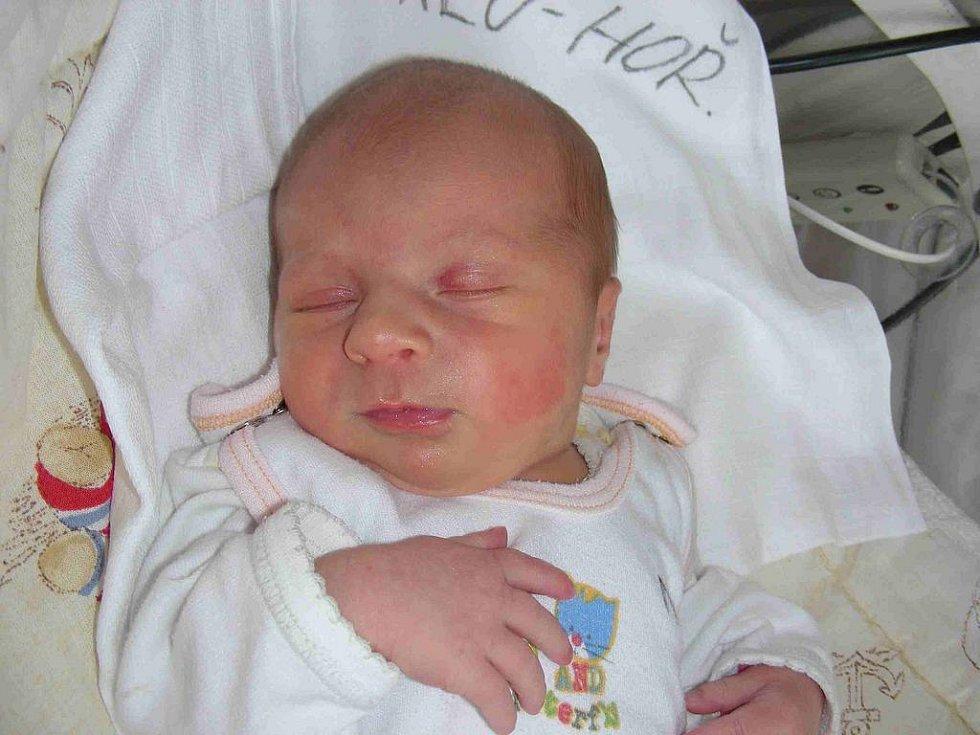 Anetka Jaňourová spatřila prvně světlo světa v pátek 15. ledna a je druhým dítkem manželů Evy a Michala z Podluh. Po porodu navážily Anetce sestřičky v porodnici 2,94 kg a naměřily 47 cm. Dětství prožije holčička se svým bráškou Filípkem (3).