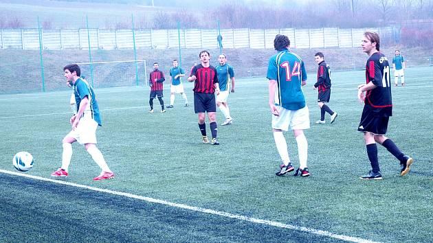 Na UMT v Berouně se hraje finále poháru