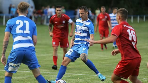 Utkání Komárov proti Ústí nad Labem se hrálo ve středu 26. srpna.