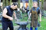 V Litni se sešli kováři a podkováři