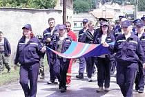 Dobrovolní hasiči v Suchomastech slavili 120. výročí