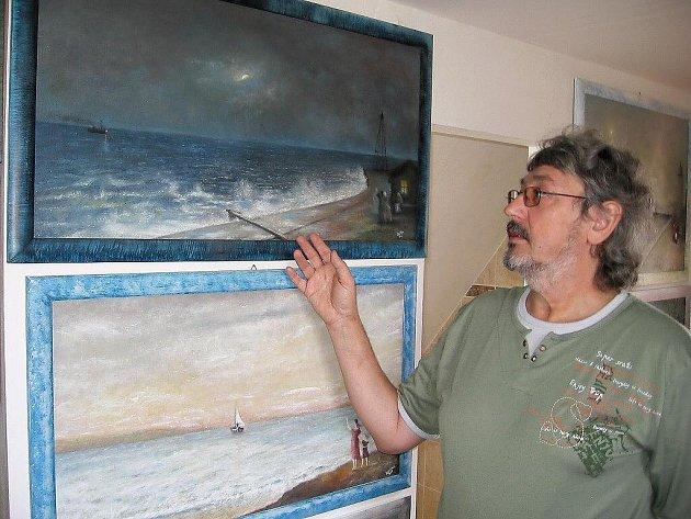 Hořovický malíř Václav Šesták