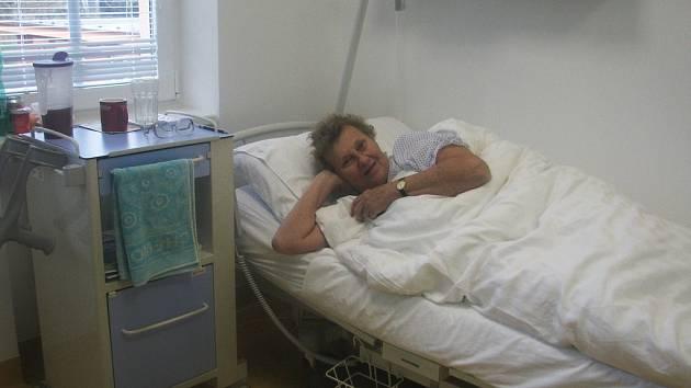 Berounská nemocnice se dočkala rozsáhlých změn