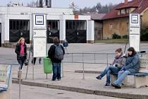 Hořovické autobusové nádraží se nachází před rekonstrukcí