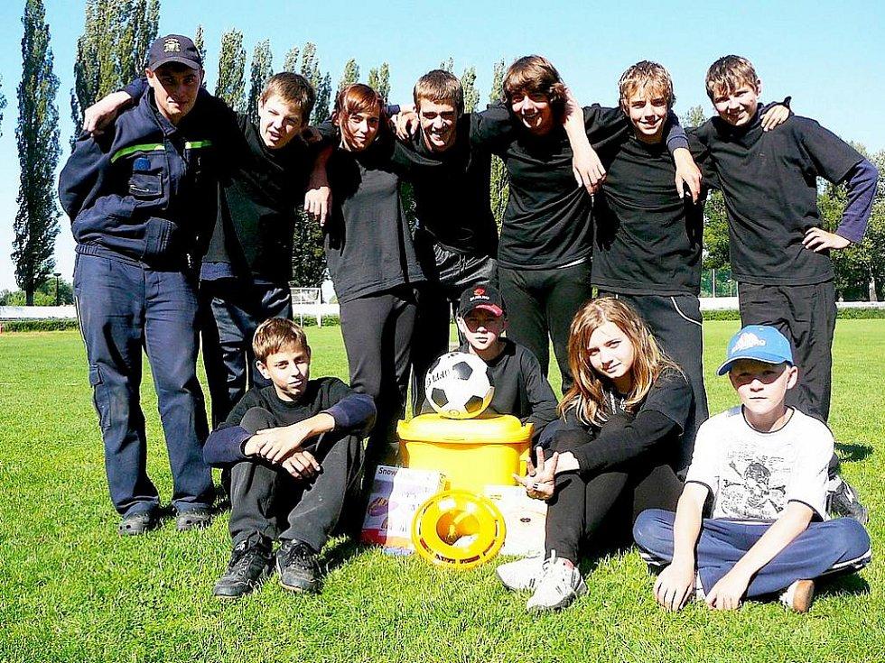 Zaječovští hasiči mají plnou podporu obecního úřadu