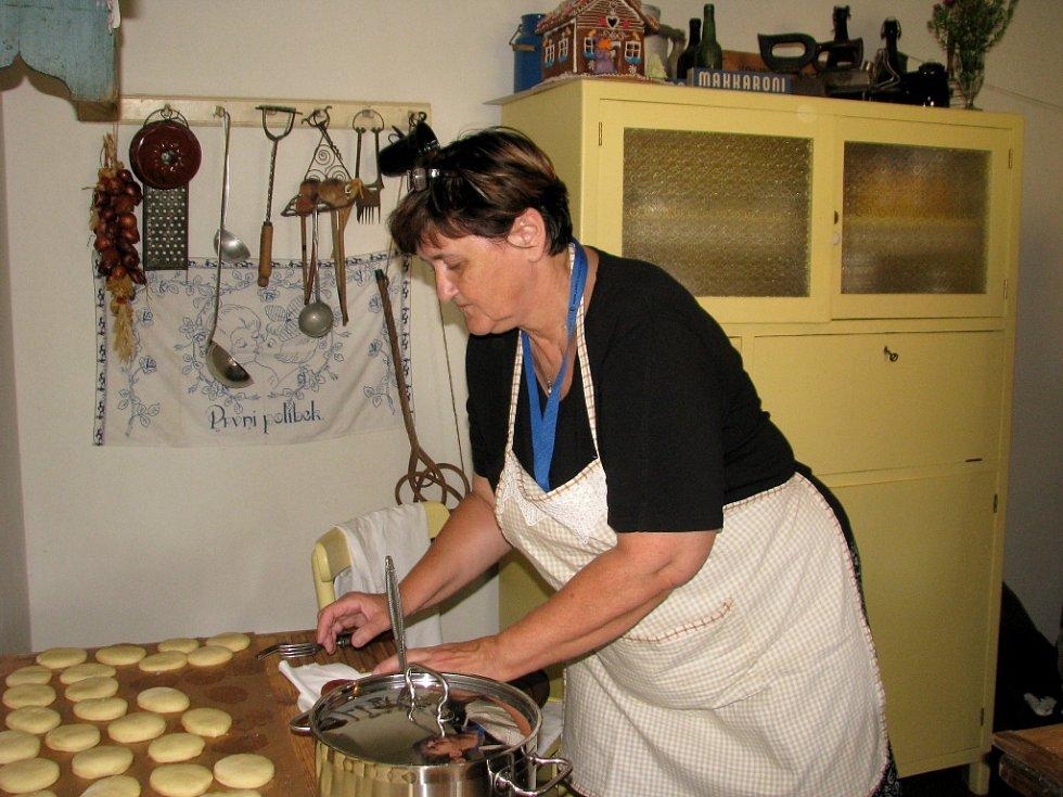 Dny zámecké kuchyně se na zámku Hořovice konají i 10. a11. září