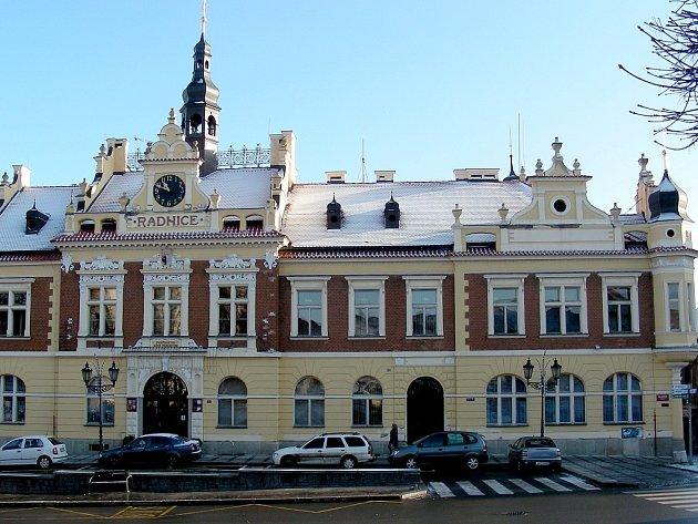 Hořovická radnice