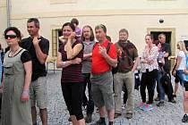 Oslavy Beltine na zámku v Nižboru