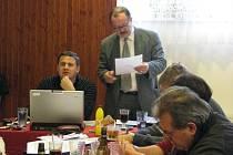 Zastupitelé Králova Dvora se rozhodli pro tlakové odkanalizování Křižatek