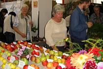 V Litni vystavovali záhrádkáři, sběratelé  starého nádobí i klienti Koniklece