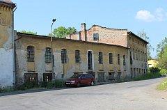 Opuštěný průmyslový objekt bývalé továrny U Štěpánků se stane součástí chystaného bytového a komerčního komplexu.
