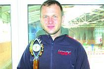Loňské výkony vynesly jezdci Aleši Opatrnému vítězství v anketě Nejúspěšnější sportovec Berounska.