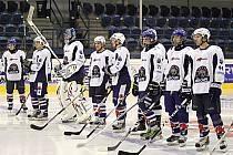 Hokej: Medvědi Beroun - junioři zdraví soupeře