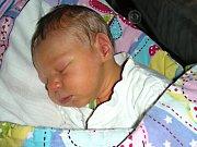 K PĚTILETÉ dcerce Zuzance si manželé Daniela a Josef Noskovi pořídili druhé dítko, syna Josefa. Josífek se rozhodl přijít na svět 4. ledna 2018 v 17.13 hodin, vážil 3,20 kg a měřil 48 cm. Šťastná rodina má domov v Berouně.