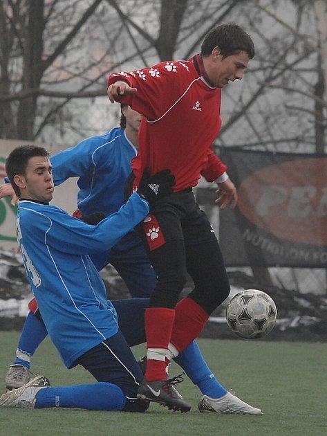 Motorlet - FK Hořovicko 0:4