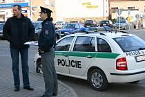 Služebny berounského regionu by měly být obsazeny 215 policisty. Na Berounsku však chybí více než třicet mužů