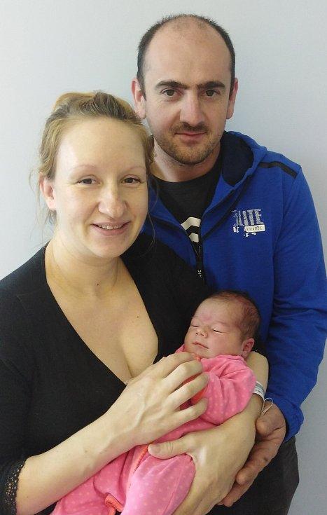 Anežka Fílová se narodila 4. května 2021 ve 13. 20 hodin v Čáslavi. Pyšnila se porodními mírami 3800 gramů a 54 centimetrů. Doma na Štrampouchu ji přivítali maminka Monika a tatínek Jan.