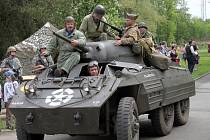 Obrněný transportér M8 - Zdičtí v Plzni