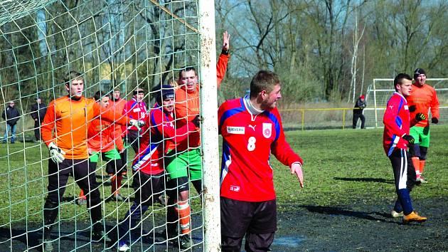 Fotbal: Tlustice dala v přípravě Zbirohu sedmičku