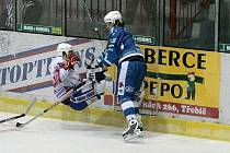 1.liga hokeje: Třebíč - Beroun 0:2