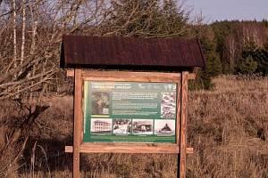 Nová naučná stezka v Chráněné krajinné oblasti Brdy