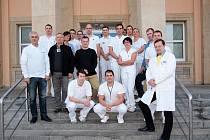 Nemocnice Hořovice se přidala ke kampani Movember