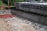 Rekonstrukce mostu v Praskoelsích bude ukončena v červnu