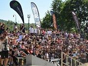 Na světovém poháru Gran Prix Beroun diváci sledovali špičkové výkony.