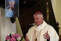 Pražský světící biskup Václav Malý