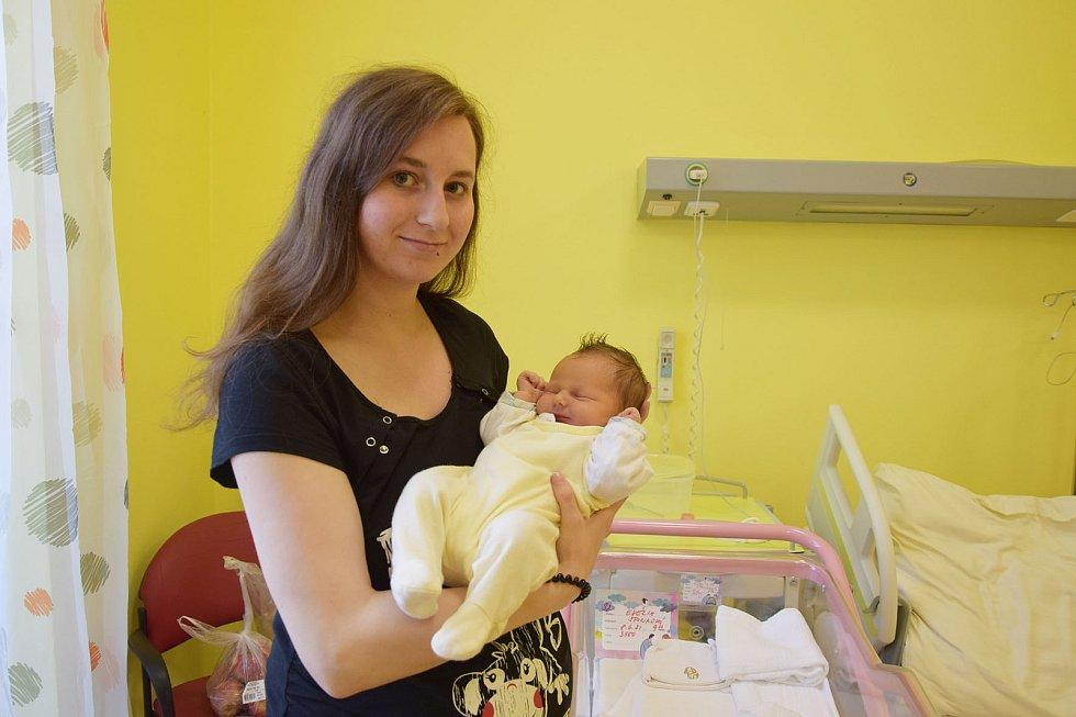 Evelin Stanková se rodičům Janě Rusňákové a Pavlu Stankovi narodila v benešovské nemocnici 8. června 2021 v 9.33 hodin, vážila 3550 gramů. Bydlištěm rodiny je Neveklov.