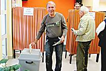 Komunální volby Zdice
