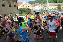 Děti změřily síly v rámci Fabiánova běhu v závodech podél řeky Litavky.
