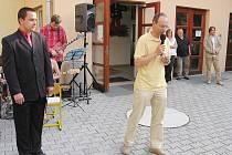 Vít Šťáhlavský (vlevo) získal v Hostomicích nejvíce preferenčních hlasů