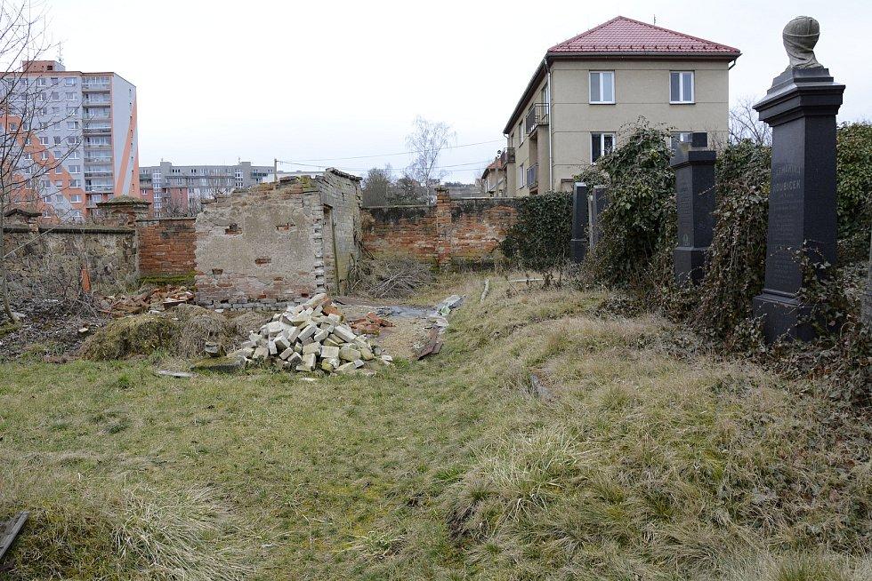 Proměna Židovského hřbitova v Berouně.