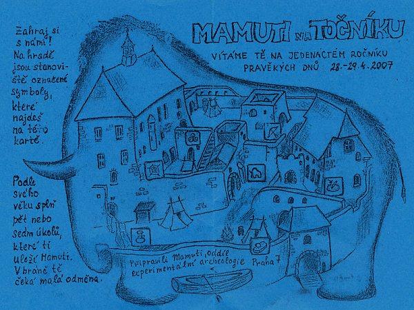 Mamuti na Točníku