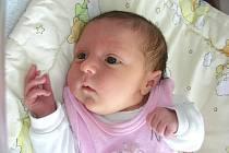 Holčička Eliška Šůstková, prvorozená dcerka manželů Lucie a Pavla se narodila ve středu 8. června 25 minut po 8. hodině. Elišce sestřičky navážily na porodním sále 3,63 kg. Domov má novopečená rodinka v Jenči.