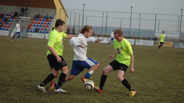 Fotbal: Přední Kopanina - Hořovicko 2:4