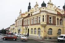 Radnice v Hořovicích.