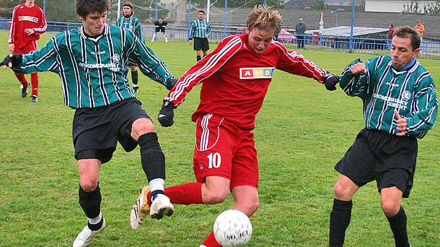 Český Lev Union Beroun v utkání s Novým Strašecím jasně dominoval