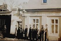 Na začátku 20. století prosperovali v Litni živnostníci.
