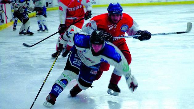 Hokej: Žebrák je ve finále