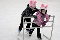 Ledová zábava v Hořovicích